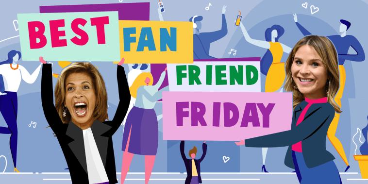 Best Fan Friend Friday
