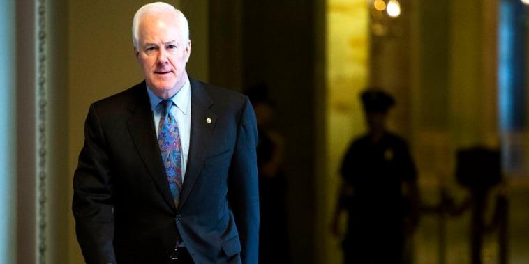 Senate Minority Whip John Cornyn