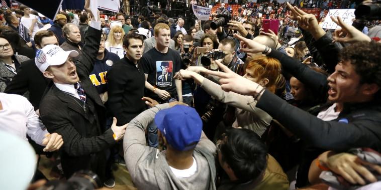 Image: Trump rally