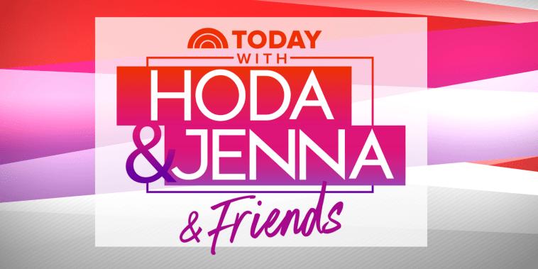 Hoda and Jenna and Friends