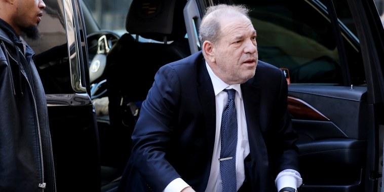 Image: Jury Deliberations Continue In Harvey Weinstein Rape And Assault Trial