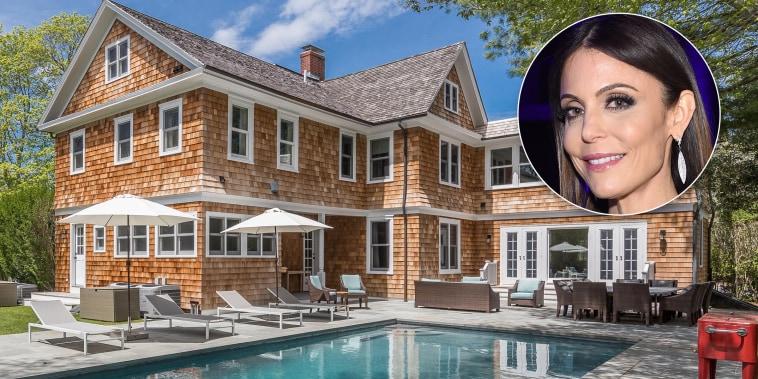 Bethenny Frankel sold her Hamptons house- see inside