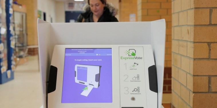 Image: South Carolina primary