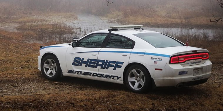 Butler County Sheriff's Office.