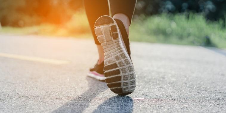 Image: Walking Exercises