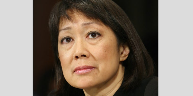 Carol Lam, former U.S. Attorney, Southern District of California.