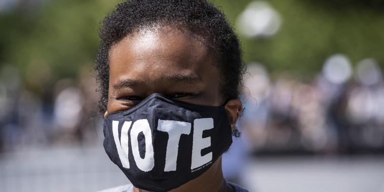 News - George Floyd Protest Juneteenth - New York City