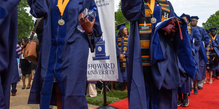 "Image"" Howard University graduation"