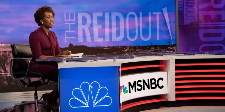 Image: Joy Reid on The ReidOut