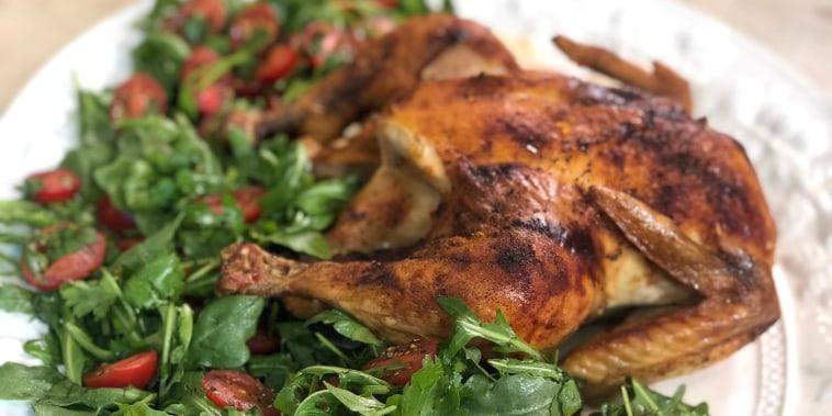Patti LaBelle's Roast Chicken