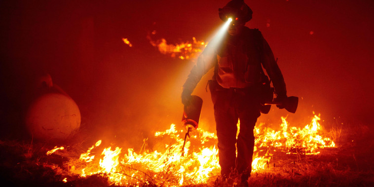 California Wildfires | NBC News