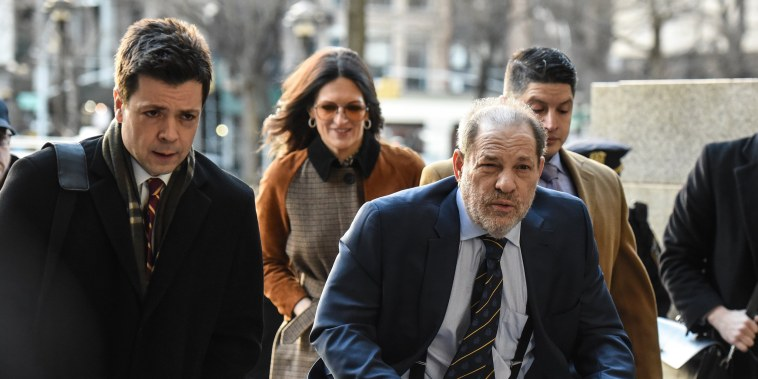 Image: Harvey Weinstein Rape And Assault Trial Continues In New York