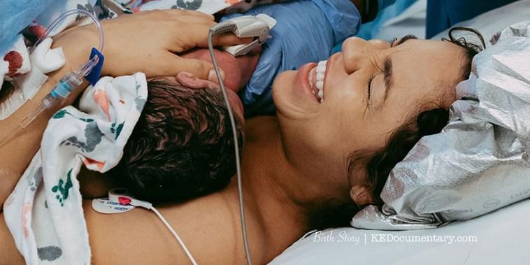 c-section birth
