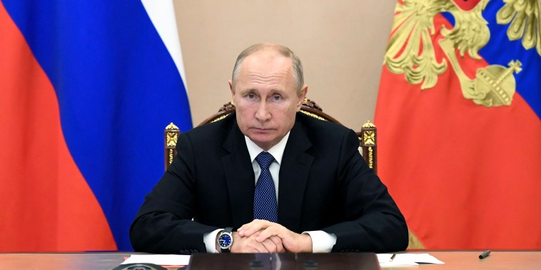 Vladimir Putin News Video Photos Nbc News