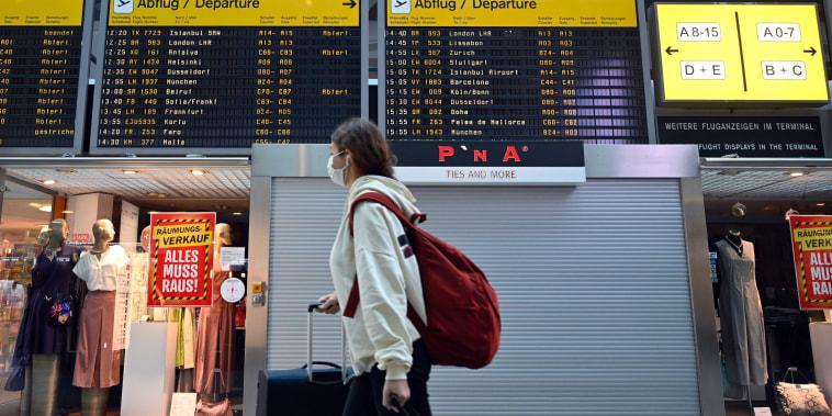 Image: Tegel Airport in Berlin