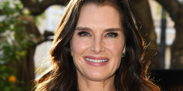 Image: Brooke Shields Announced As SculpSure Body Contouring Celebrity Spokesperson