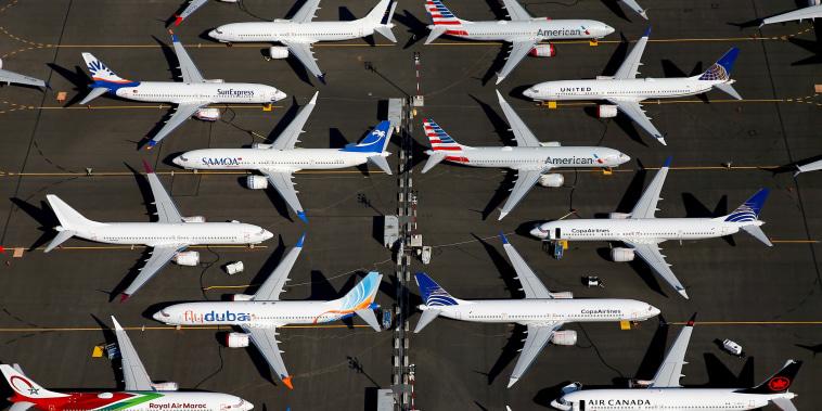 Image: Boeing 737 MAX