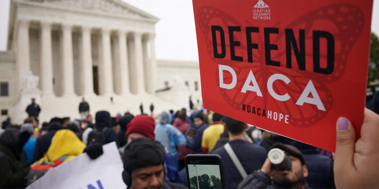 Image: Dreamers, DACA