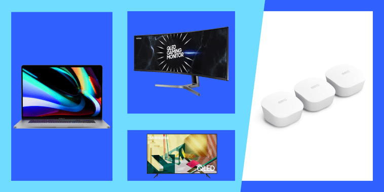 Cyber Monday 2020 is showing us substantial deals on laptops, printers, AirPods, speakers, 4K TVs and wireless headphones.