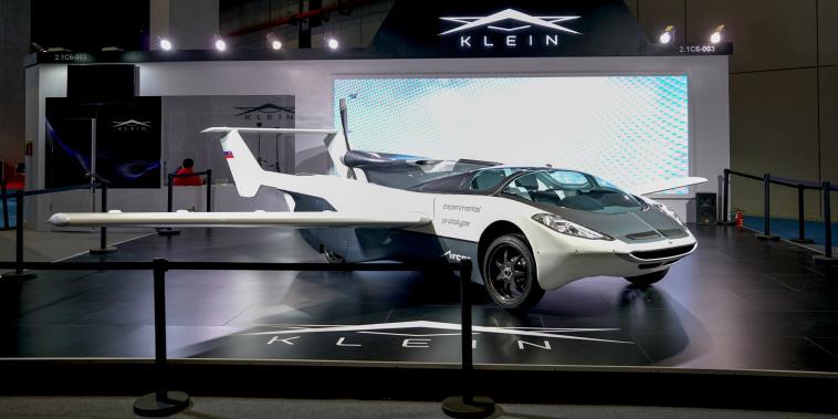 Image: Klein Vision AirCar