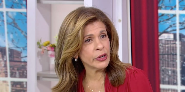 Hoda recalls running into boss who gave her a shot 20 years earlier