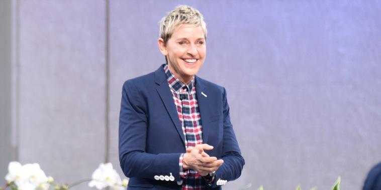 Image: FILE: Ellen DeGeneres Tests Positive for Coronavirus