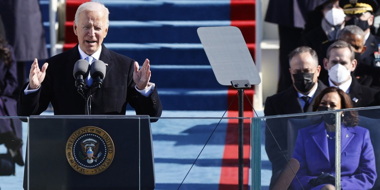 Image: Inauguration of Joe Biden as the 46th President of the United States
