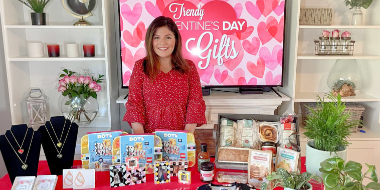 Adrianna Brach shares her picks of Trending Valentine's Day gifts