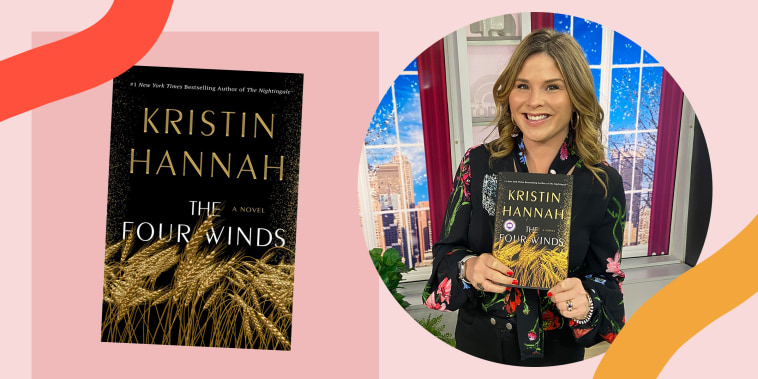 """Questions to consider after reading """"The Four Winds"""" by Kristin Hannah"""