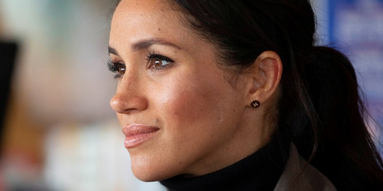 Prince Harry, The Duke of Sussex with Meghan Markle the Duchess of Sussex meet young people from a number of mental health projects operating in New Zealand, at the Maranui Cafe in Wellington