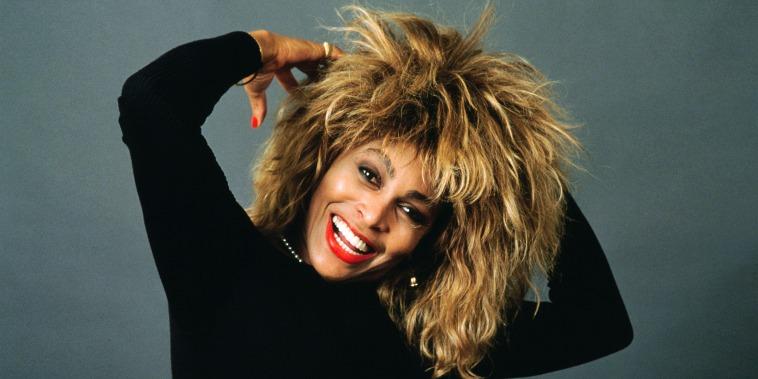 American Singer Tina Turner