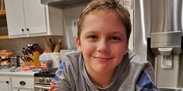 As MIS-C cases rise, mom shares story of 12-year-old son