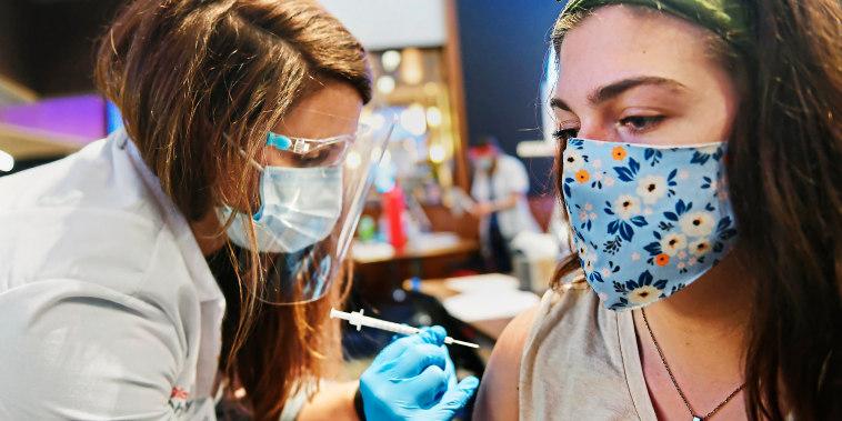 Image: Covid-19 vaccination