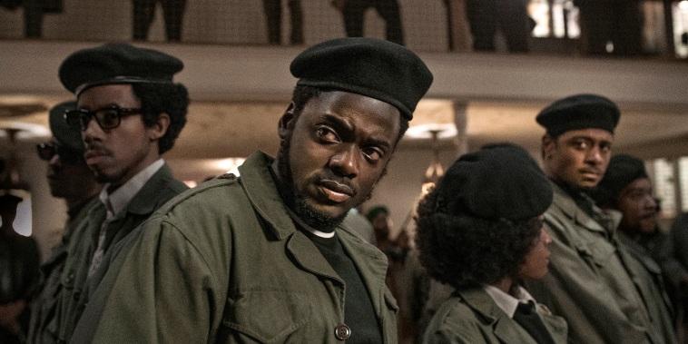 "Daniel Kaluuya in a scene from \""Judas and the Black Messiah.\"""