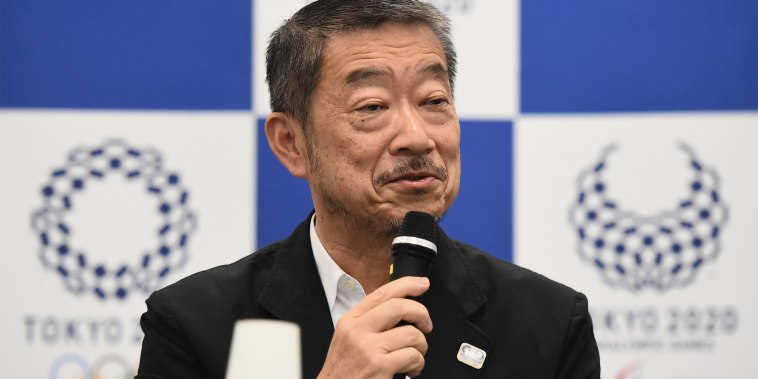 Image: Executive Creative Director for the Paralympic Games, Hiroshi Sasaki speaks during a press conference in Tokyo, Japan.