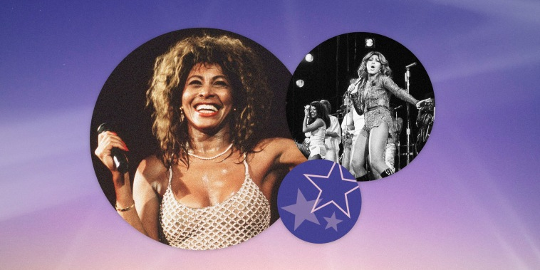 Illustration of Tina Turner