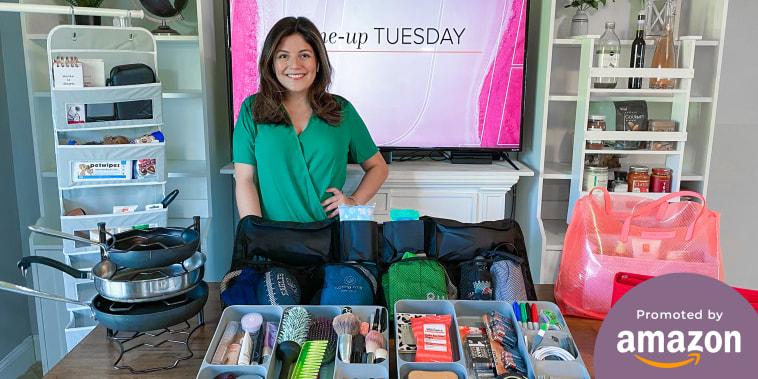 Adrianna Brach shares her Amazon picks for how to organize your kitchen