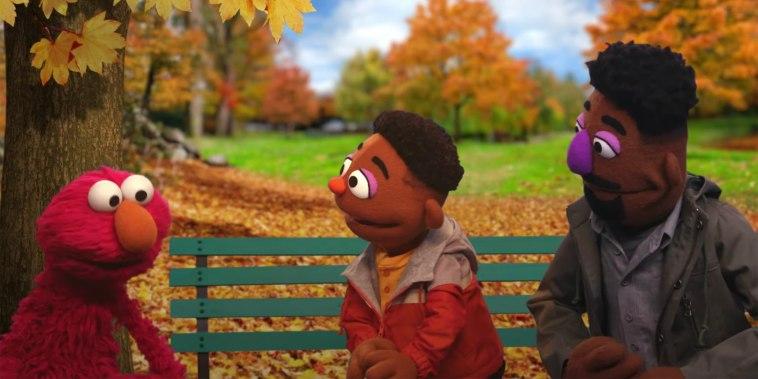 "New Black Muppets on ""Sesame Street"""
