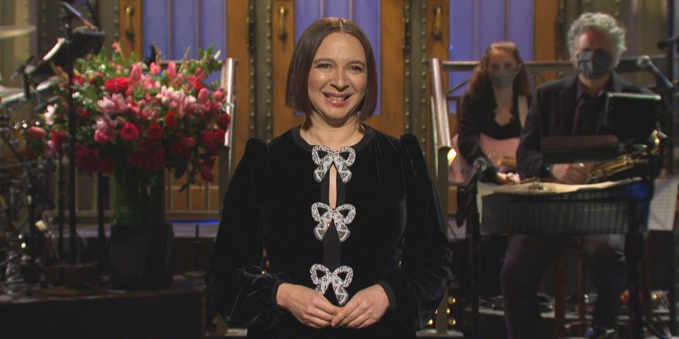 "Maya Rudolph on ""Saturday Night Live\"""