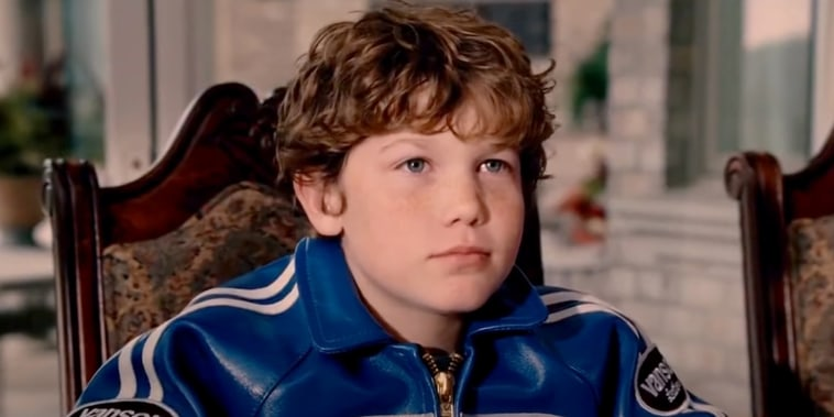 "Houston Tumlin as Walker Bobby in ""Talladega Nights: The Ballad of Ricky Bobby\"" in 2006."