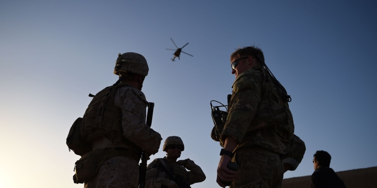 Image: US Troops in Afghanistan