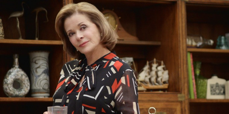 "Jessica Walter in a season five episode of ""Arrested Development.\"""
