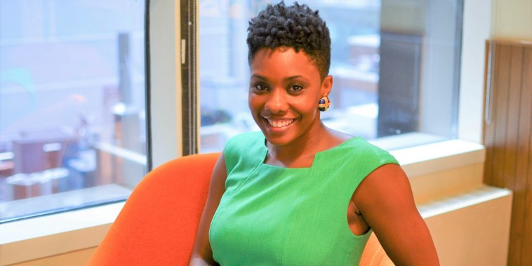 Elandria Charles, a non-profit executive based in New York City, says she uses truth-telling as a go-to exercise to disarm the overwhelming unease that self-doubt can bring on.