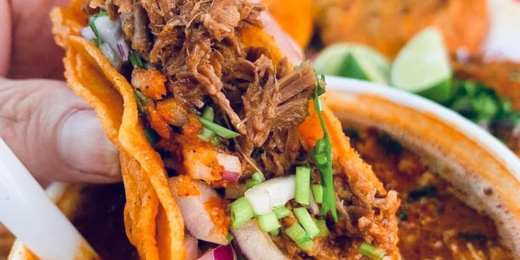 Where does birria come from?