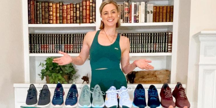Liz Plosser shares the best sneakers awards