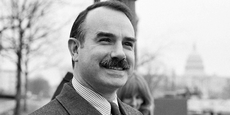 Image: Watergate figure G. Gordon Liddy