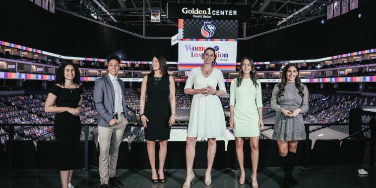 NBC Sports California's coverage of the Sacramento Kings versus the Cleveland Cavaliers on March 27 will featured its first-ever exclusively women and non-binary announcing and coverage team across the live-game telecast, pregame and postgame shows, and social content.