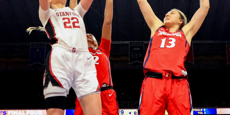 Image: NCAA Women's Basketball Tournament - Final Four - Championship