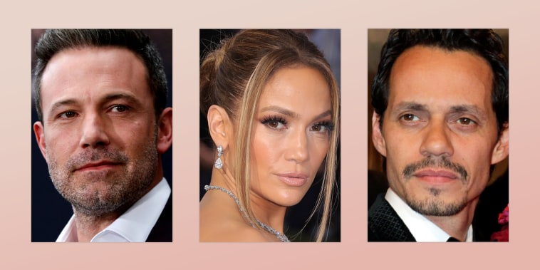 Ben Affleck,  Jennifer Lopez, Marc Anthony