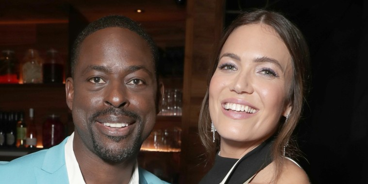"""Sterling K. Brown, """"This Is Us"""", Mandy Moore, """"This Is Us."""""""